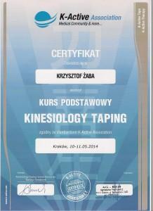 Kinesiology-Taping